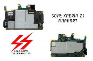 Sony Xperia Z1 Anakart Tamiri Değişimi