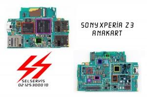 Sony Xperia Z2 Anakart Tamiri Değişimi